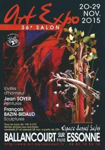 Ballancourt Art Expo 2015