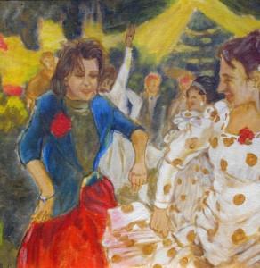 Danse à Seville